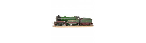 Bachmann Steam Locomotives