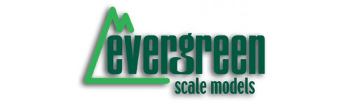 Evergreen Styrene Strips, Shapes & Sheets