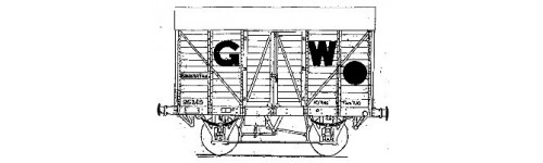 Great Western Railway (GWR) OO Gauge Kits