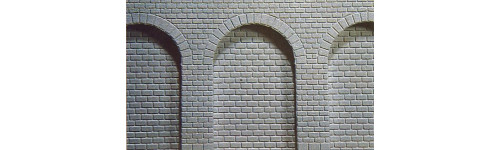 HO/OO Gauge Arches & Inclined Arches