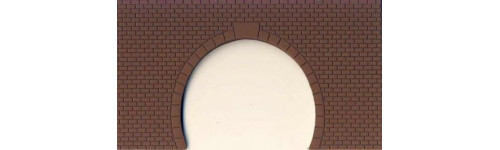 N Gauge Tunnel Portals