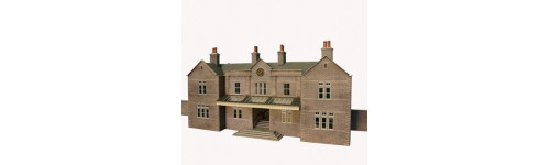 Metcalfe OO Gauge Railway Buildings & Structures