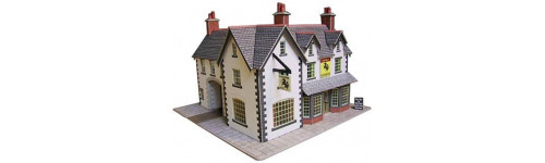 Metcalfe OO Gauge Town & Country Buildings