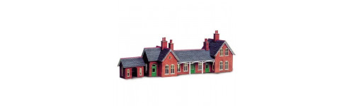 Metcalfe N Gauge Railway Buildings & Structures