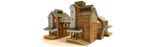 Metcalfe N Gauge Industrial Buildings - Sherwood Models Online