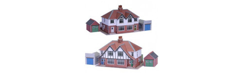 Metcalfe N Gauge Town & County Buildings