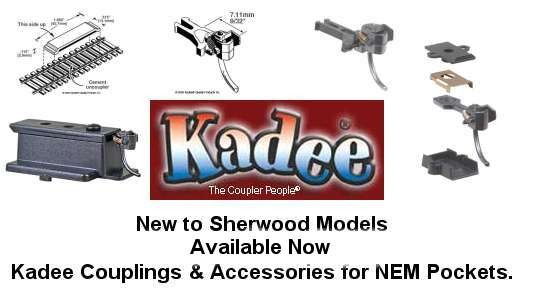 Kadee OO Gauge Couplings